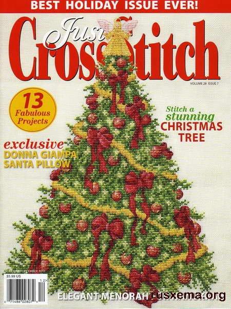 Just Cross Stitch 11-12 2010