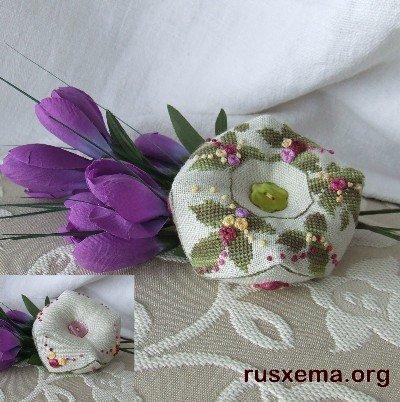 Бискорню - схемы для вышивки