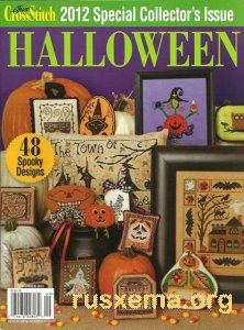 Just Cross Stitch Halloween  2012