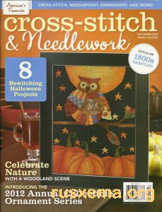 Cross Stitch & Needlework �9 2012