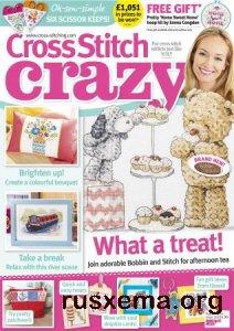 Cross Stitch Crazy №218 2016