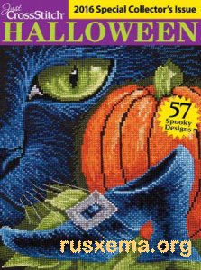 Just Cross Stitch Halloween - Issue Special 2016
