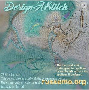 DesignAStitch - морские мотивы