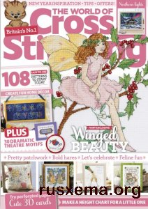 The World of Cross Stitching №1 2021 (302)