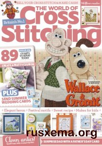 The World of Cross Stitching №6 2021 (307)