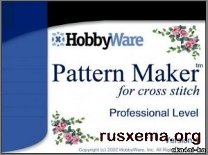 Pattern Maker for Cross Stitch v4.06