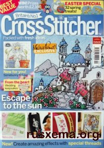 Cross Stitcher№ 1-12 2010 + календарь